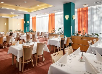 SPA RESORT SANSSOUCI - Karlovy Vary - Restaurace Melody