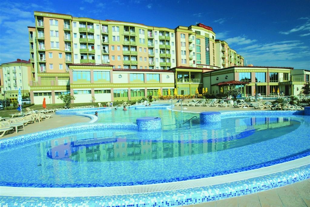 KAROS SPA - Zalakaros - Venkovní bazény