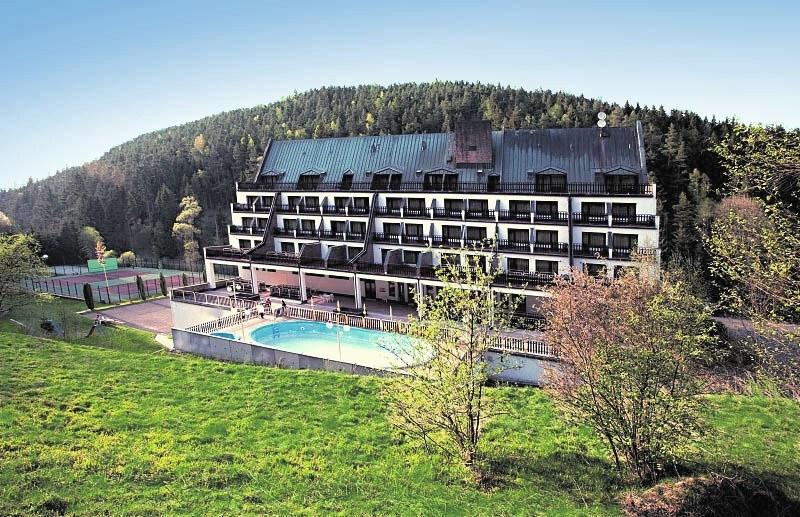 Hotel �umava - Ka�persk� Hory