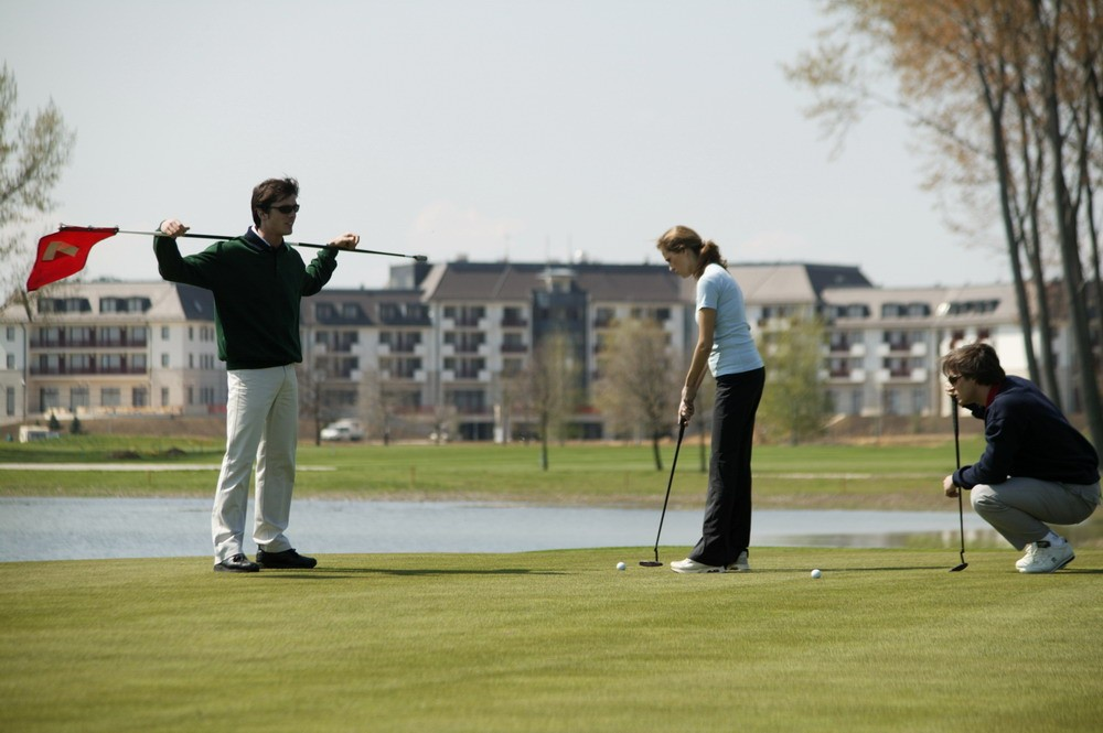 Greenfield Hotel Golf & Spa - Bükfürdö - Golf