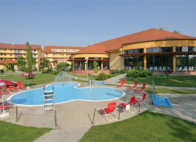 WELLNESS HOTEL PATINCE - Patince - Wellness hotel Patince