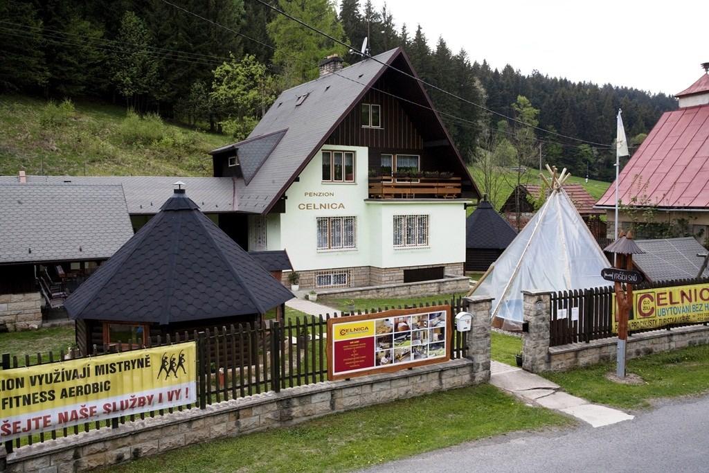 Penzion Celnica - Velk� Karlovice
