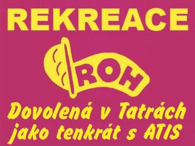 ZOTAVOVNA MORAVA - REKREACE ROH - Tatranská Lomnica -