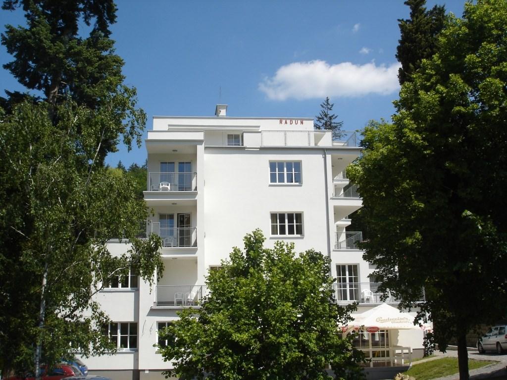 Hotel Radun - Luha�ovice
