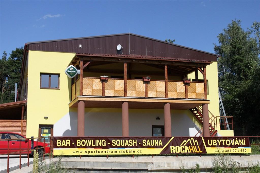 Sportcentrum Rockhill - Dačice