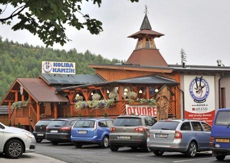 Aplend - Koliba Kamzík - Starý Smokovec, Tatr