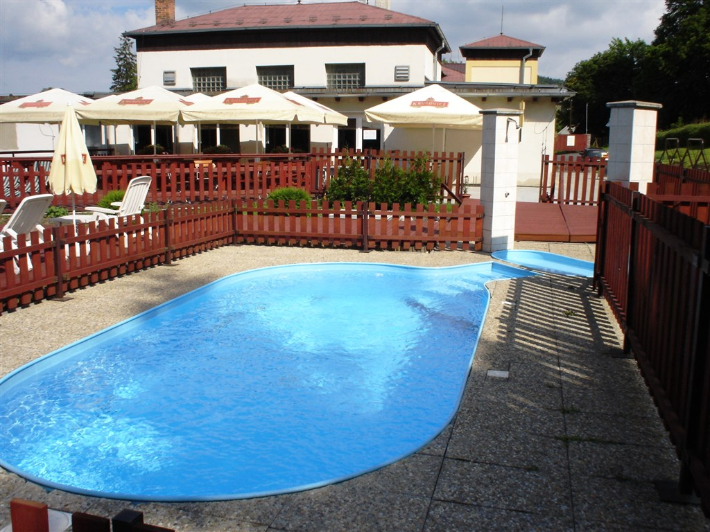 Pension Schaumannův Dvůr - Karlovice