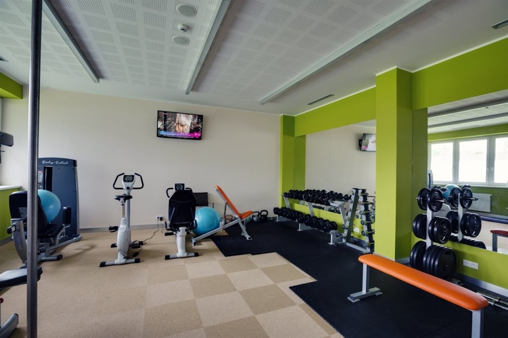 CLARION Congress Hotel Ostrava - fitness