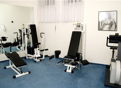 Parkhotel RICHMOND - Karlovy Vary - Fitness