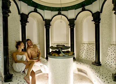 Parkhotel RICHMOND - Karlovy Vary - Wellness - sauna