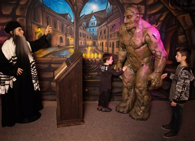 CHOCOTOPIA PRAHA - WAX MUSEUM OF LEGENDS BY GRÉVIN