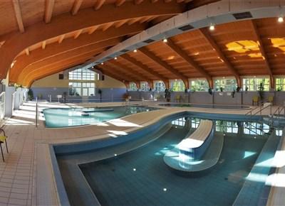 HAJNAL - Mezökövesd - hotelový bazén