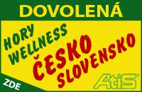 ATIS - Dovolená Česko - Slovensko
