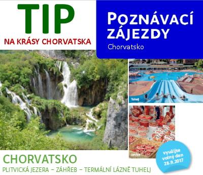 Poznávací zájezdy Chorvatsko