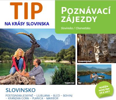Poznávací zájezdy Slovinsko