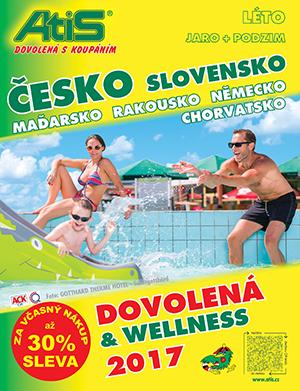 Letní dovolená & Wellness 2017